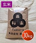 ●特別栽培はえぬき 30kg玄米