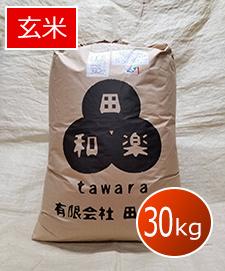 ●天日干しコシヒカリ 30kg玄米