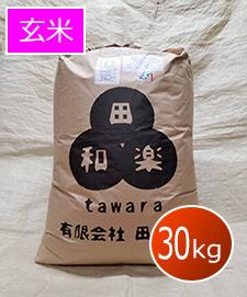 ●特別栽培ひとめぼれ 30kg玄米