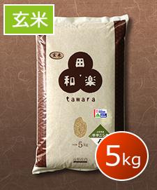 ●特別栽培ササニシキ 5kg 玄米